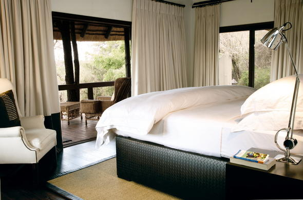 Londolozi Tree Camp offers cosy accommodation in Sabi Sands.