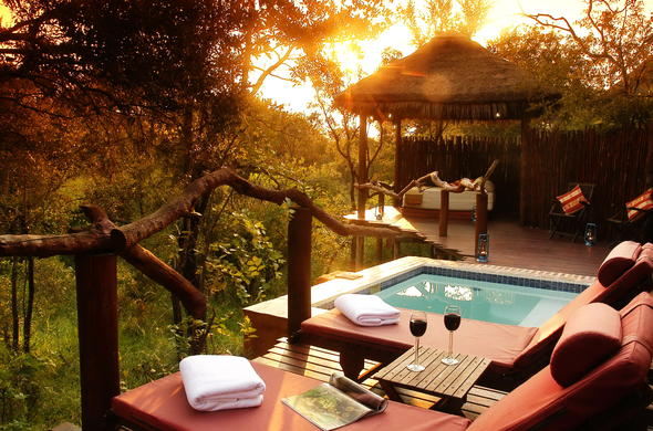 Simbambili Game Lodge Destination Wedding Safari Sabi