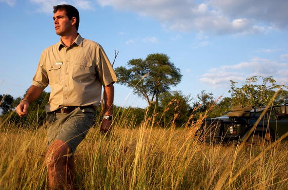 Singita Ebony Lodge offers epic bush explorations.